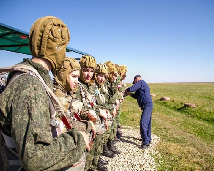 Первое место за военно-патриотическую подготовку молодежи заняло амурское отделение ДОСААФ