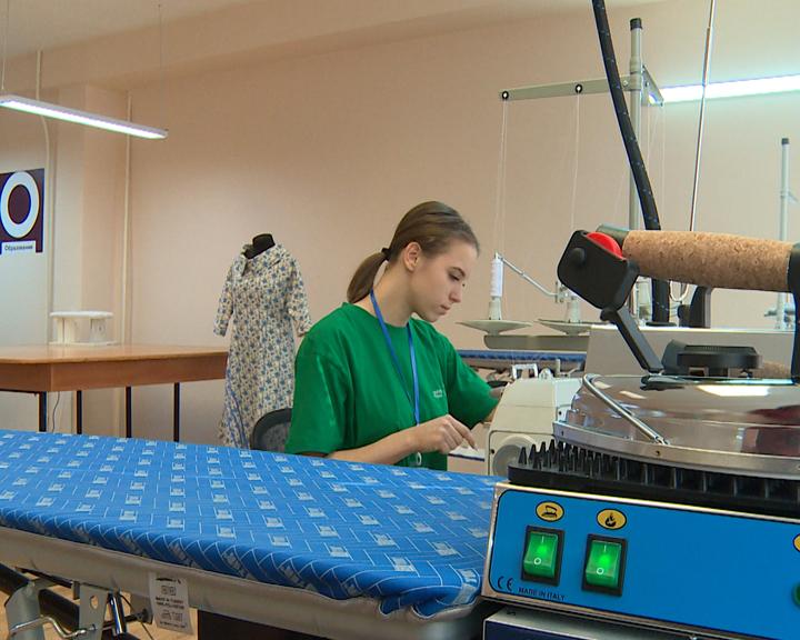 В Амурском колледже сервиса и торговли открыли 5 современных мастерских