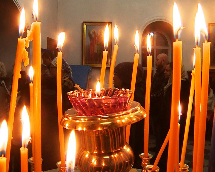 Православные амурчане отметили один из главных христианских праздников