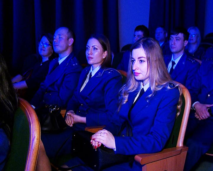 В Благовещенске поздравили лучших амурских прокуроров и вручили им награды