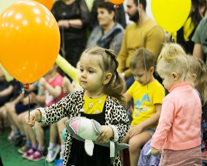 В новом году — в новый детский сад! В Благовещенске открылось дошкольное учреждение на 120 мест