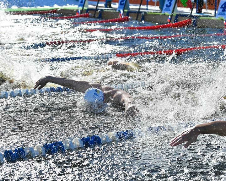 Зимняя победа в Китае: Амурские моржи показали лучшие результаты в плавании