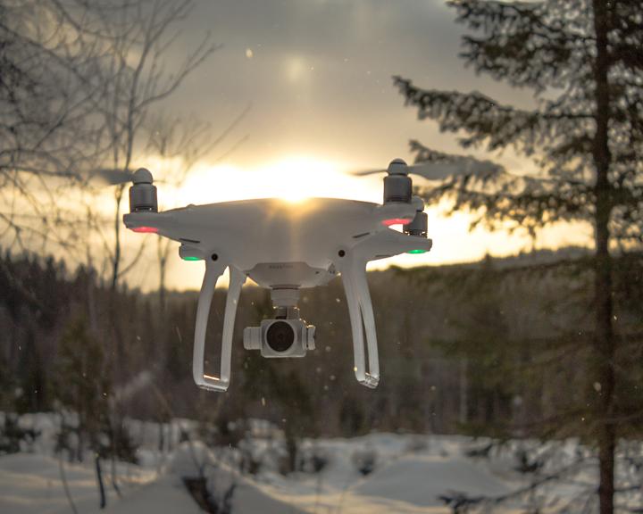 Владелец дрона, соблюдай правила воздушного движения, иначе — штраф