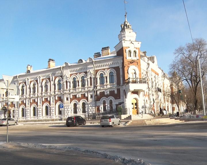Самые заветные помещения сегодня покажет посетителям областной краеведческий музей