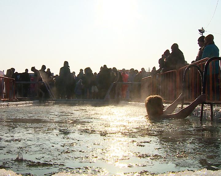 С чистой душой: Православные амурчане отметили Крещение Господне
