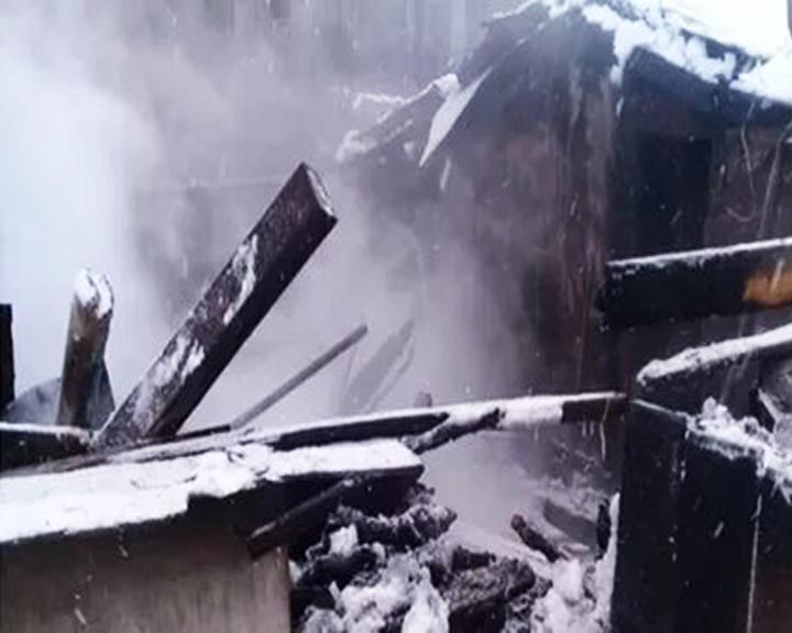 Неосторожное обращение с огнём продолжает приводить к гибели амурчан