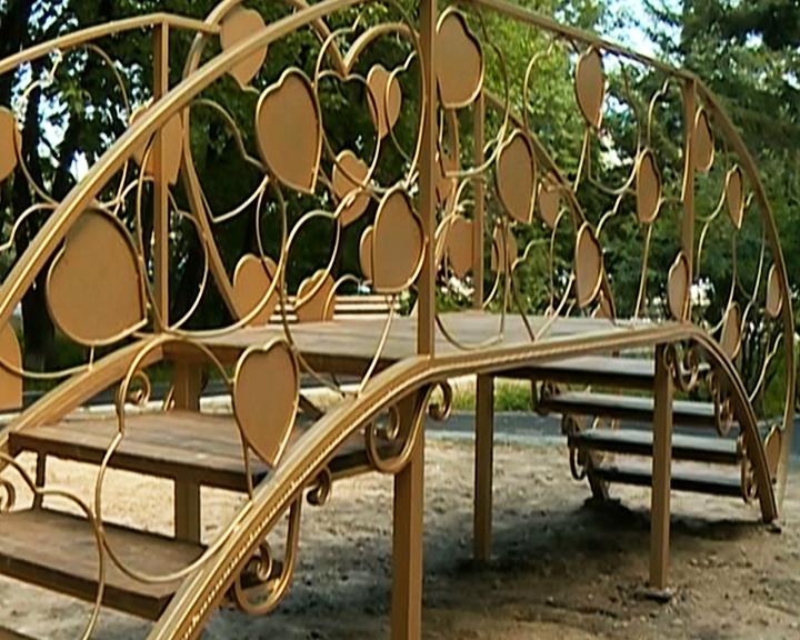 В Приамурье благоустроят 10 общественных и более 40 дворовых территорий