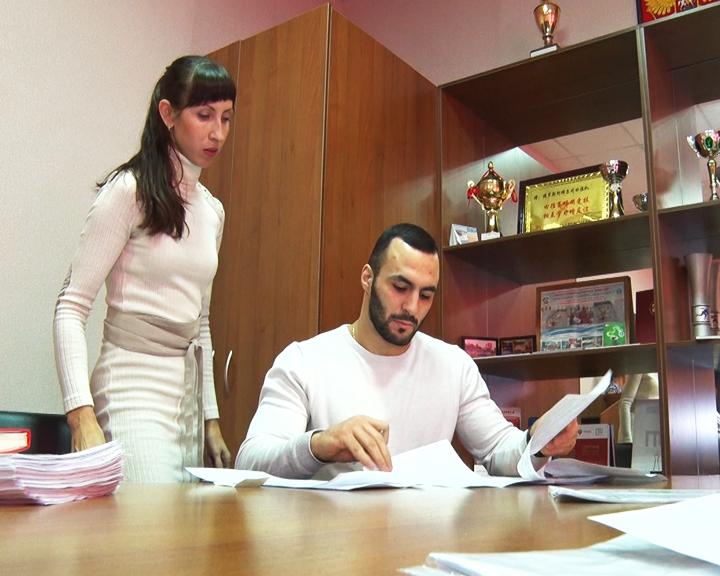 Региональный центр спортивной подготовки заключил трудовые договоры с 13 амурчанами