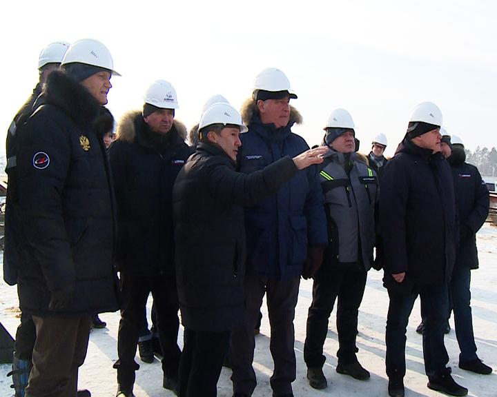 Глава «Роскосмоса» проинспектировал Восточный и рассказал о перспективах на ближайшие 8 лет