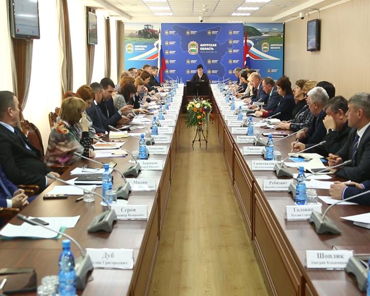 На заседании правительства области решено усилить меры по защите от короновируса