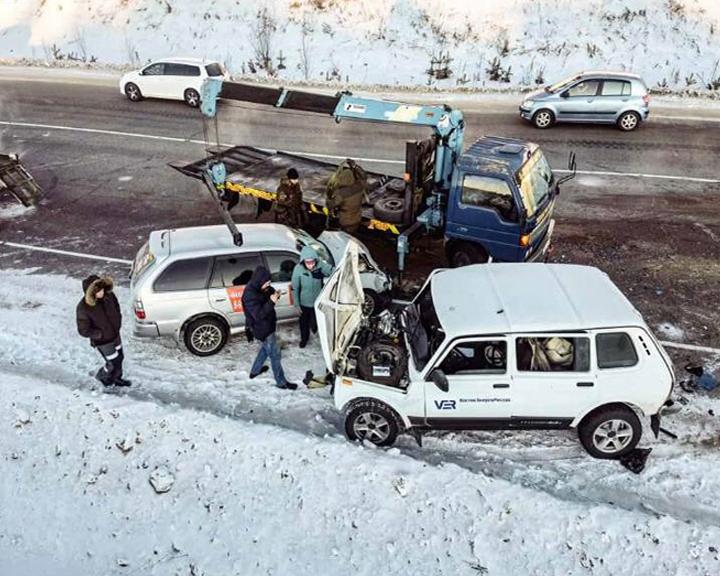 Возбуждено уголовное дело по факту аварии с Свободненском районе