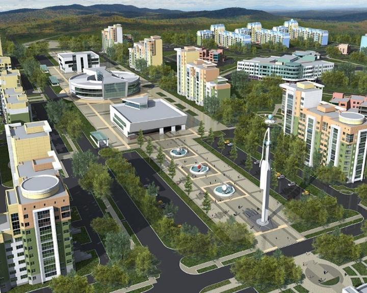 Циолковский к 2030 году должен стать самым современным городом в Приамурье