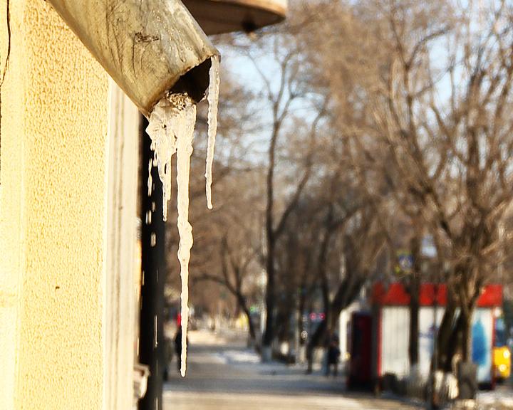 Январская капель: Второй зимний месяц оказался необычно теплым для амурчан