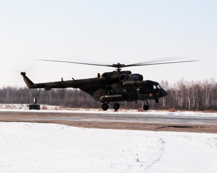 В Приамурье лётчики дальней авиации отработали аварийное покидание воздушного судна