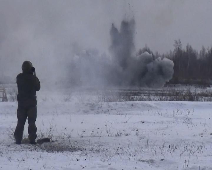 Новые способы уничтожения вражеской боевой техники осваивают амурские гранатомётчики