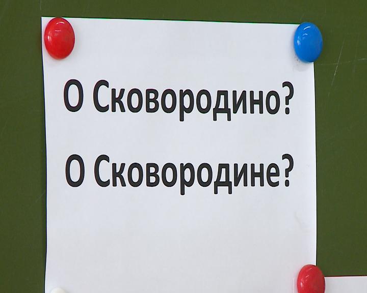 Не нарушать законы грамматики советуют любителям не склонять топоним Сковородино