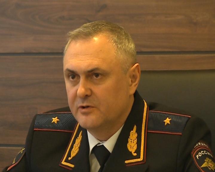Президент освободил от должности начальника УМВД России по Амурской области