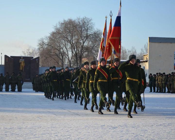 Одно из ведущих военных училищ страны — ДВОКУ — сегодня отмечает своё 80-летие