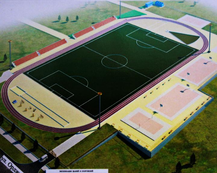На совершенствование спортивных объектов Приамурья в 2020 году выделено около 400 млн руб.