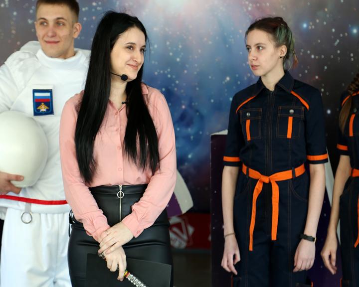 Проект по развитию наземного космического туризма представит в Иркутске студентка АмГУ
