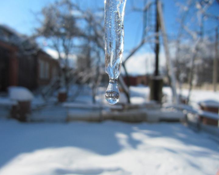 Непостоянный февраль: Наступившее тепло порадует амурчан не долго