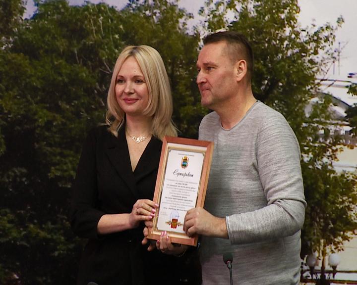 Сертификаты на воплощение идей получили победители конкурса проектов в сфере культуры и искусства