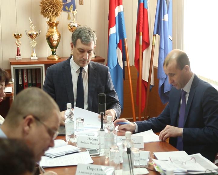 О развитии Тамбовского района говорил В. Орлов в ходе рабочей поездки в муниципалитет