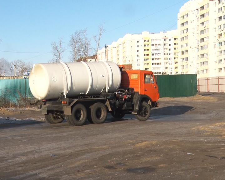 Как решить проблему разлива нечистот на улицах в отдалённом районе Благовещенска
