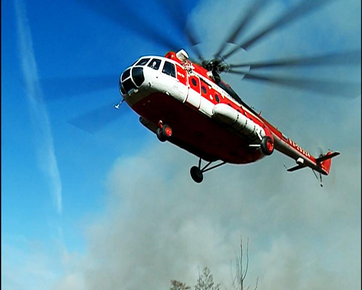 Амурская авиабаза активно готовится к пожароопасному сезону