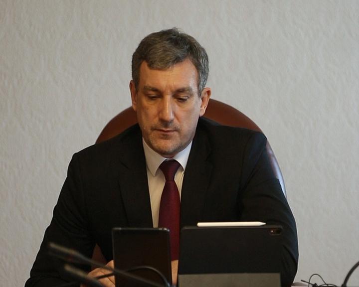 Губернатор области провёл прямой эфир в инстаграм-аккаунте