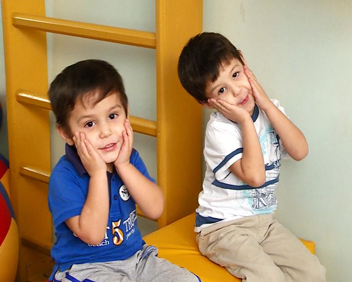 «Счастье каждому»: Дружные и спортивные братья-погодки Самир и Рауф