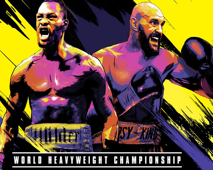 23 февраля Wink покажет долгожданный реванш боксеров Уайлдера и Фьюри в прямом эфире