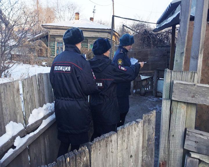 Амурские правоохранители провели рейд по местам жительства несовершеннолетних