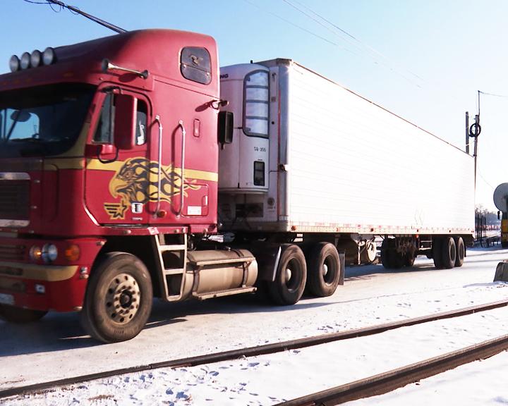 В Благовещенск доставлено более 3 тысяч тонн овощей и фруктов из Китая