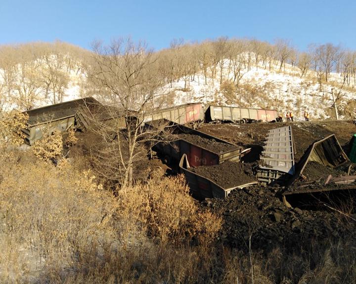 Движение по железной дороге в Архаринском районе полностью восстановлено