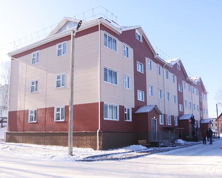 В городе Сковородино работникам магистрали вручили ключи от новых квартир. Как обустроено жильё?