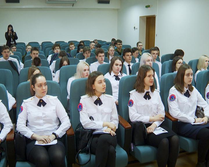 Благовещенским школьникам прочитали лекцию по развитию судебной власти