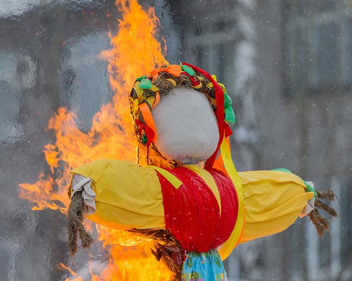 Выходные с запахом блинов: Для амурчан подготовили обширную программу празднования Масленицы