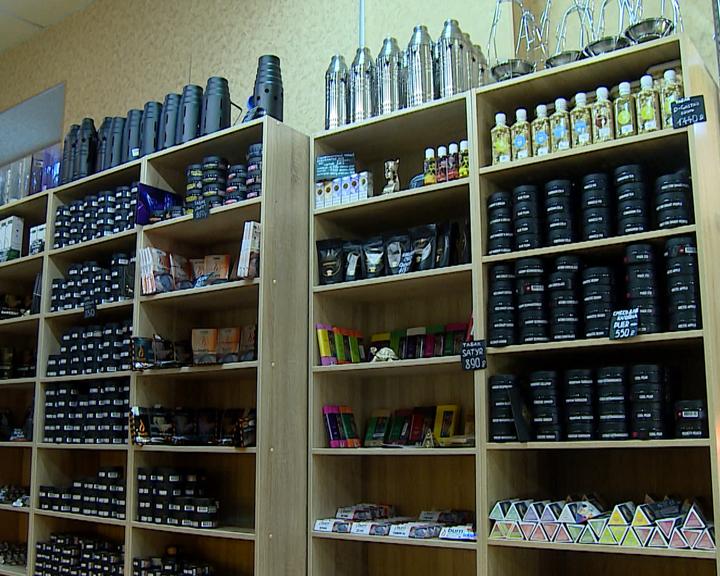 С начала года в Приамурье выведено из оборота 650 единиц никотинсодержащих смесей