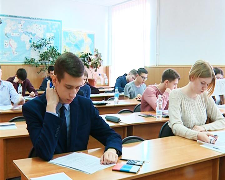 В Приамурье завершился региональный этап Всероссийской олимпиады школьников