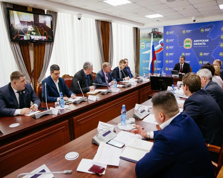36 млрд рублей составил прирост инвестиций на амурских ТОР за 2019 год