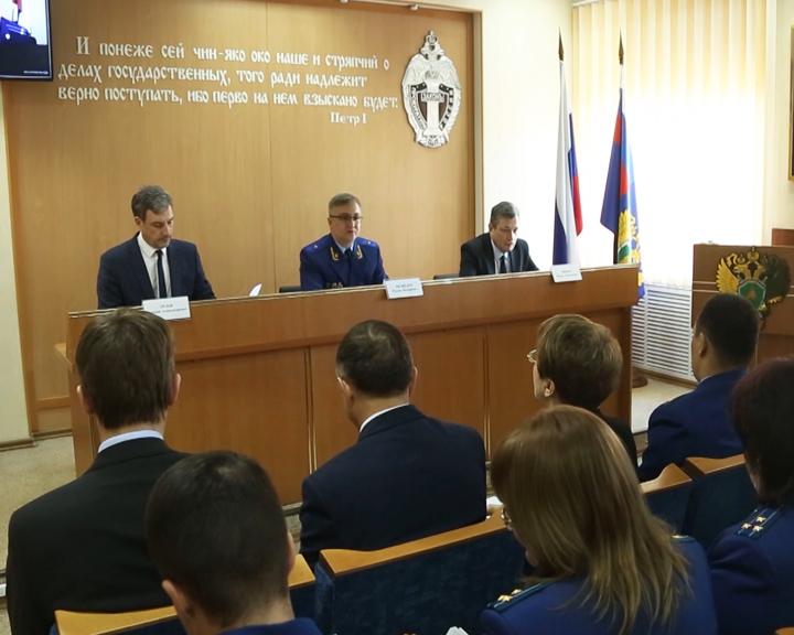 На коллегии областной прокуратуры поговорили о защите прав амурчан, оказавшихся в эпицентре ЧС