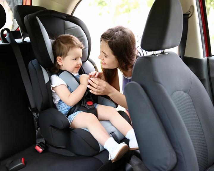 В Приамурье проходит акция «Ребёнок — главный пассажир!»