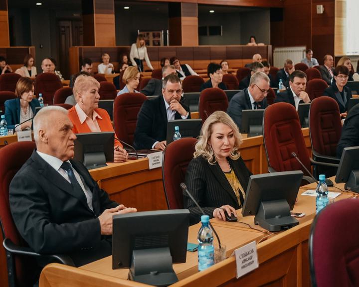 Амурские депутаты поддержали пакет поправок в Конституцию РФ
