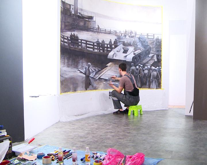 История сквозь искусство: Амурские учреждения культуры готовятся к 75-летию Победы