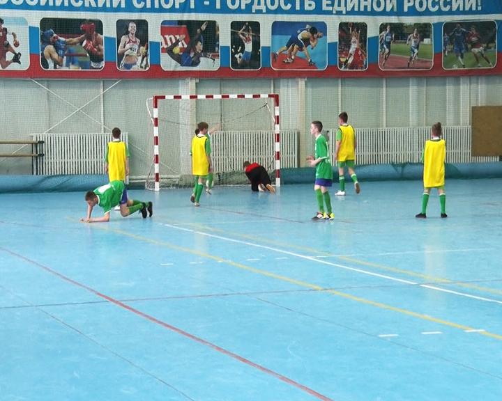 В Благовещенске стартовал региональный этап всероссийского футбольного турнира среди воспитанников детских домов