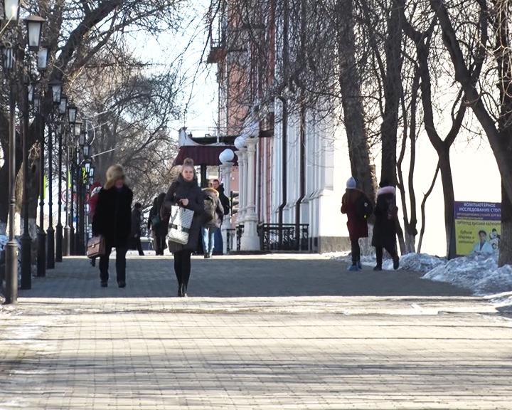 Неустойчивая погода и осадки смешанного типа ожидаются в Приамурье до 20 марта