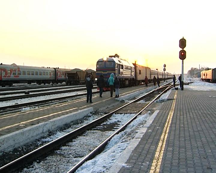 В Приамурье появился новый железнодорожный пригородный маршрут
