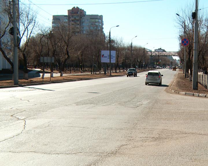 В областной столице улицу Калинина готовят к ремонту