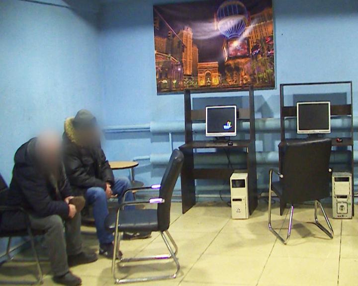 Амурские полицейские пресекли нелегальный игорный бизнес